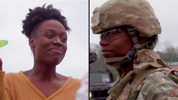 Army National Guard TV Spot, 'Part-Time Service: Community'