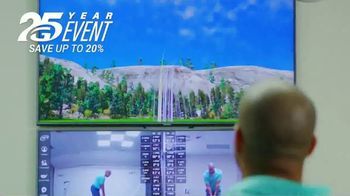 GolfTEC 25 Year Anniversary Event TV Spot, 'Greatest Game' - Thumbnail 8
