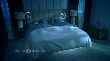 Sleep Number TV Spot, 'Automatically Adjusts: Final Days of $500 Off and No Interest' - Thumbnail 3
