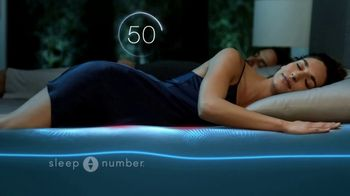 Sleep Number TV Spot, 'Automatically Adjusts: Final Days of $500 Off and No Interest' - Thumbnail 6