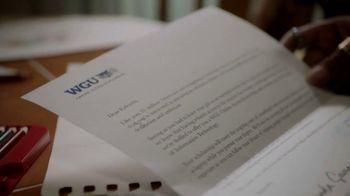 Western Governors University TV Spot, 'Online Access Scholarship Letter' - Thumbnail 7
