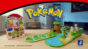 Pokemon Carry Case Playset TV Spot, 'Wherever You Go' - Thumbnail 8