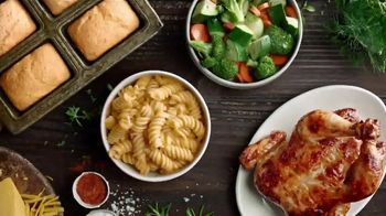 Boston Market Half Chicken Meal TV Spot, 'Bakery for Bread' - Thumbnail 2