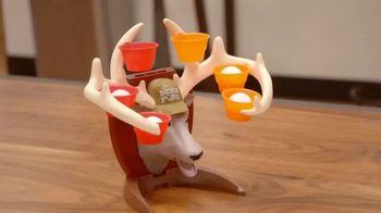 Deer Pong TV Spot, 'A Talking Deer' - Thumbnail 6