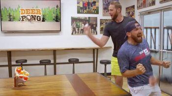 Deer Pong TV Spot, 'A Talking Deer' - Thumbnail 7