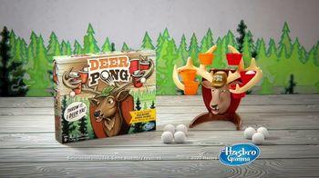 Deer Pong TV Spot, 'A Talking Deer' - Thumbnail 8