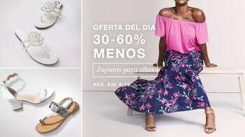 Macy's La Venta de Un Día TV Spot, 'Joyas finas, zapatos y moda para la escuela' [Spanish] - Thumbnail 3