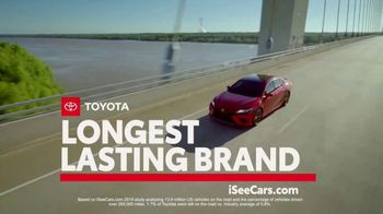 Toyota Certified Used Vehicles TV Spot, 'Handle Life's Adventures' [T1] - Thumbnail 3