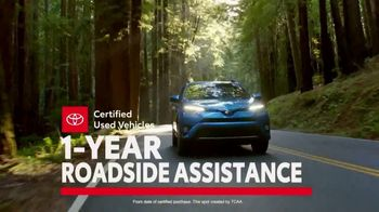 Toyota Certified Used Vehicles TV Spot, 'Handle Life's Adventures' [T1] - Thumbnail 6