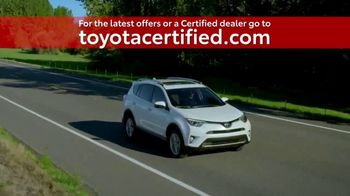 Toyota Certified Used Vehicles TV Spot, 'Handle Life's Adventures' [T1] - Thumbnail 8