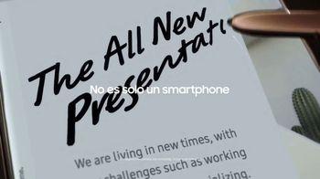 Samsung Galaxy Note20 TV Spot, 'Teléfono de energía' canción de I Don't Speak French [Spanish] - Thumbnail 3