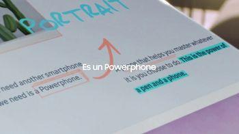 Samsung Galaxy Note20 TV Spot, 'Teléfono de energía' canción de I Don't Speak French [Spanish] - Thumbnail 4