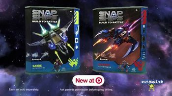 Snap Ships TV Spot, 'Build to Battle' - Thumbnail 7