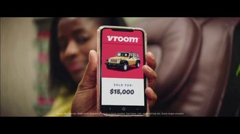 Vroom.com TV Spot, 'Sell Us Your Car' - Thumbnail 9