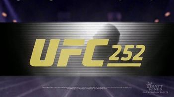 DraftKings TV Spot, 'King of the Octagon: UFC 252' - Thumbnail 2