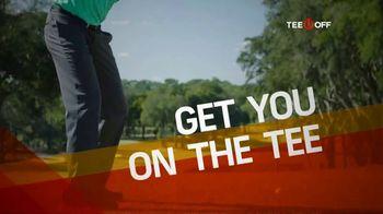 TeeOff.com TV Spot, 'Get You on the Tee: App'