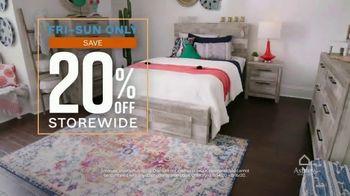 Ashley HomeStore TV Spot, 'Three Days Only: 20% Off' - Thumbnail 4