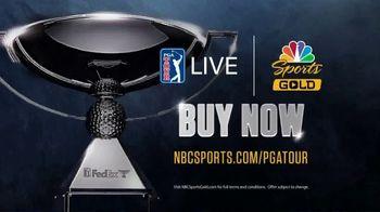 NBC Sports Gold TV Spot, 'PGA Tour Live: This Summer' - Thumbnail 9