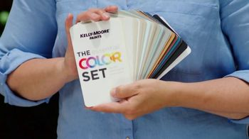 Kelly-Moore Paints Essential Color Set TV Spot, '100 Pages'