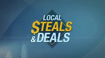 Local Steals & Deals TV Spot, 'Blink, Mission Cooling, Lotus Trolley & Key Smart' Featuring Lisa Robertson - Thumbnail 1