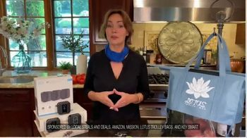 Local Steals & Deals TV Spot, 'Blink, Mission Cooling, Lotus Trolley & Key Smart' Featuring Lisa Robertson