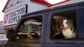 Tractor Supply Co. TV Spot, 'Bandit'