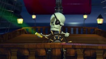 Johnny the Skull Pirate's Cove TV Spot, 'Watch Out for Ghosts'