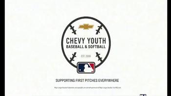 Chevrolet TV Spot, 'Chevy Youth Baseball: First Pitch' Featuring John Smoltz, J.T. Realmuto [T1] - Thumbnail 10