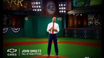Chevrolet TV Spot, 'Chevy Youth Baseball: First Pitch' Featuring John Smoltz, J.T. Realmuto [T1] - Thumbnail 2