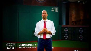 Chevrolet TV Spot, 'Chevy Youth Baseball: First Pitch' Featuring John Smoltz, J.T. Realmuto [T1] - Thumbnail 3