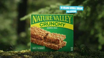 Nature Valley Oats 'N Honey Crunchy Granola Bars TV Spot, 'Energy From the Sun' - Thumbnail 9