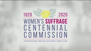 Women's Suffrage Centennial Commission TV Spot, 'Forward Into Light' - Thumbnail 1
