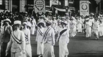 Women's Suffrage Centennial Commission TV Spot, 'Forward Into Light' - Thumbnail 2