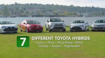 Toyota TV Spot, 'Seven Different Hybrids' [T2] - Thumbnail 2