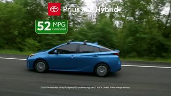 Toyota TV Spot, 'Seven Different Hybrids' [T2] - Thumbnail 3