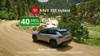 Toyota TV Spot, 'Seven Different Hybrids' [T2] - Thumbnail 4