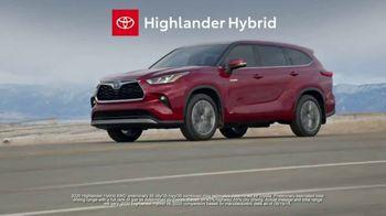 Toyota TV Spot, 'Seven Different Hybrids' [T2] - Thumbnail 5