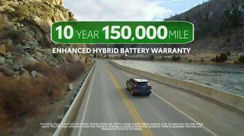Toyota TV Spot, 'Seven Different Hybrids' [T2] - Thumbnail 7