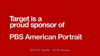 Target TV Spot, 'PBS American Portrait: Throught Stories' - Thumbnail 6