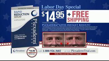 Plexaderm Skincare Labor Day Special TV Spot, 'CEO of Plexaderm: $14.95 Trial' - Thumbnail 9