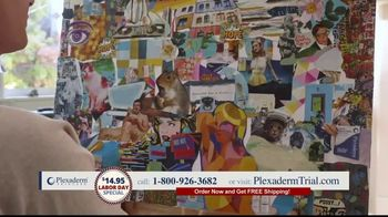 Plexaderm Skincare Labor Day Special TV Spot, 'CEO of Plexaderm: $14.95 Trial' - Thumbnail 5