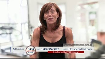Plexaderm Skincare Labor Day Special TV Spot, 'CEO of Plexaderm: $14.95 Trial' - Thumbnail 6