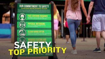 Busch Gardens TV Spot, 'Safety' - Thumbnail 4