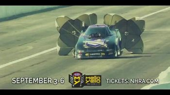 NHRA TV Spot, '2020 Denso Spark Plugs U.S. Nationals: Lucas Oil Raceway' - Thumbnail 2
