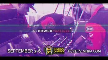 NHRA TV Spot, '2020 Denso Spark Plugs U.S. Nationals: Lucas Oil Raceway' - Thumbnail 3