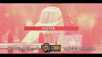 NHRA TV Spot, '2020 Denso Spark Plugs U.S. Nationals: Lucas Oil Raceway' - Thumbnail 4