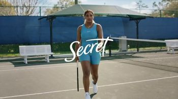 Secret TV Spot, 'All Strength' Featuring Serena Williams, Song by Jessie Reyez - Thumbnail 1