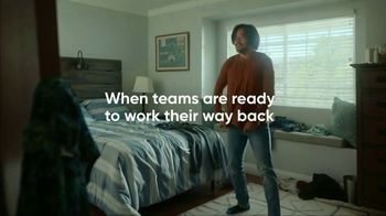 ServiceNow Safe Workplace TV Spot, 'Work Your Way Back' Song by The Spinners - Thumbnail 7