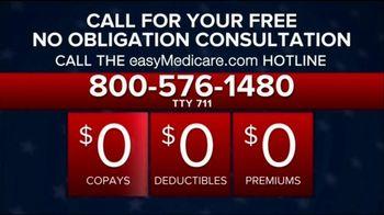 easyMedicare.com TV Spot, 'If You're Eligible' Featuring Joe Theismann - Thumbnail 10