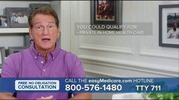 easyMedicare.com TV Spot, 'If You're Eligible' Featuring Joe Theismann - Thumbnail 6